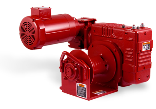 3WG4 Atlas Series Winches at Thern