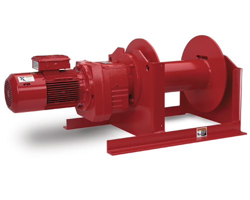 4HPF Series Winches at Thern