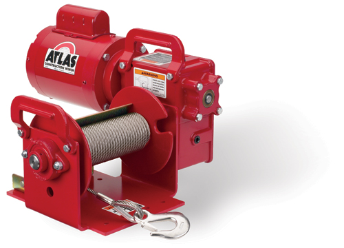 4WP2D8 Series Winches at Thern