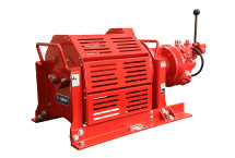 Air Winches at Thern