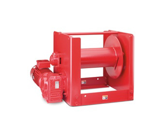 Cable Stay Winches at Thern