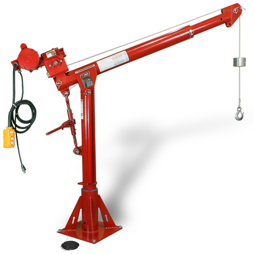 Commander 2000 Crane Available at Thern