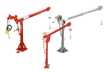 Wide Selection of Davit Cranes at Thern