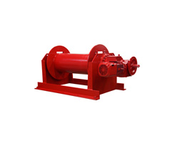 Helical Bevel Planetary HBP Series Winches
