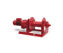 Helical Parallel HPF Series Winches