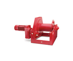 Helical Spur HS Series Winches