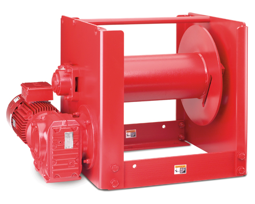 WH Series Winches at Thern