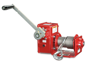 Worm Gear Series Hand Winches