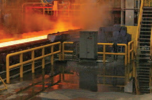 Waupaca Foundry at Thern
