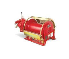 Big Red Legacy Series Air Winches at Thern