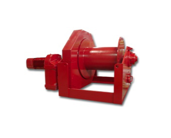 Conveyor Positioning Maintenance Winches