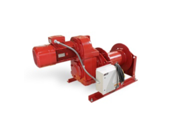Drag Line Winches at Thern
