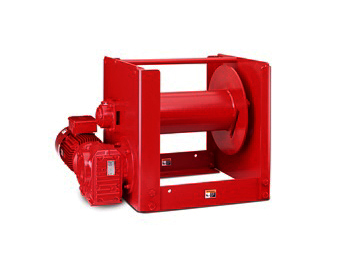 Dredge & Barge Positioning Winches