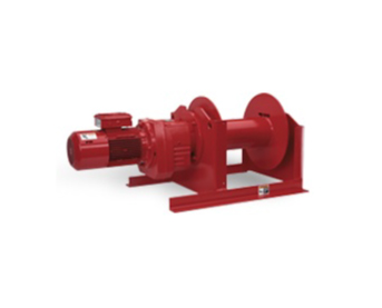 Furnace Door Winches at Thern