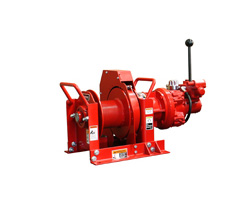 Mini Series Air Winches at Thern