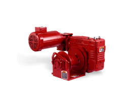 Atlas ll Series Portable Winches at Thern