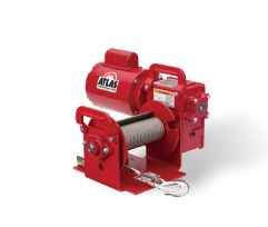 High Speed Worm Gear Series Portable Winches at Thern