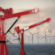 Best Davit Cranes for Offshore Wind Projects